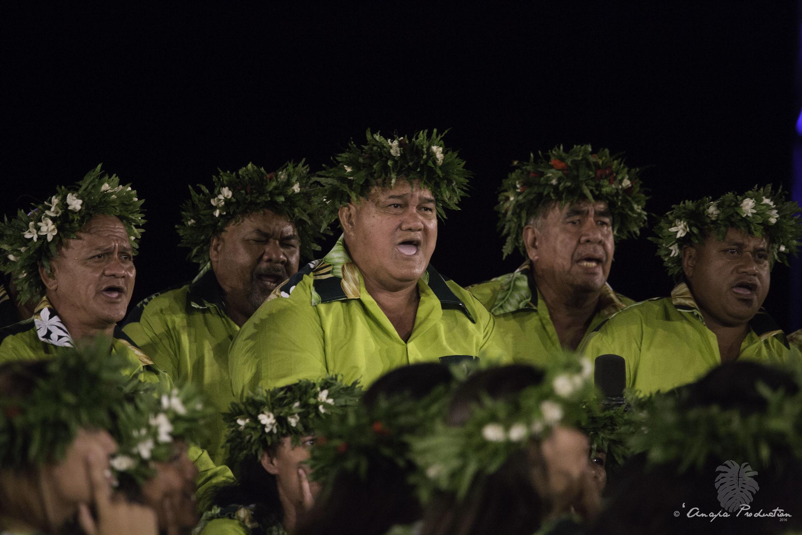 Faretau no Huahine chant