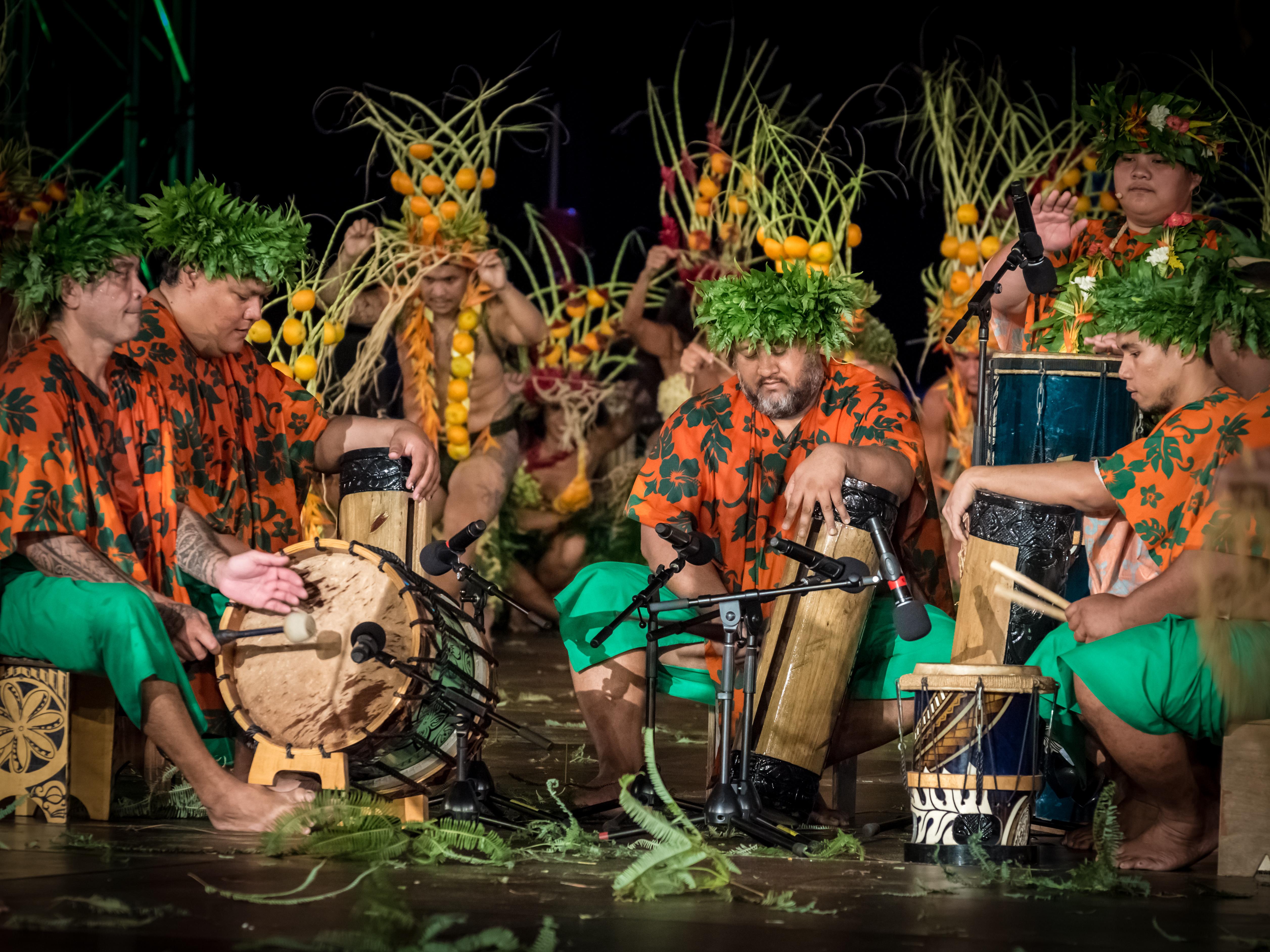 4ème Soirée du Heiva i Tahiti 2016
