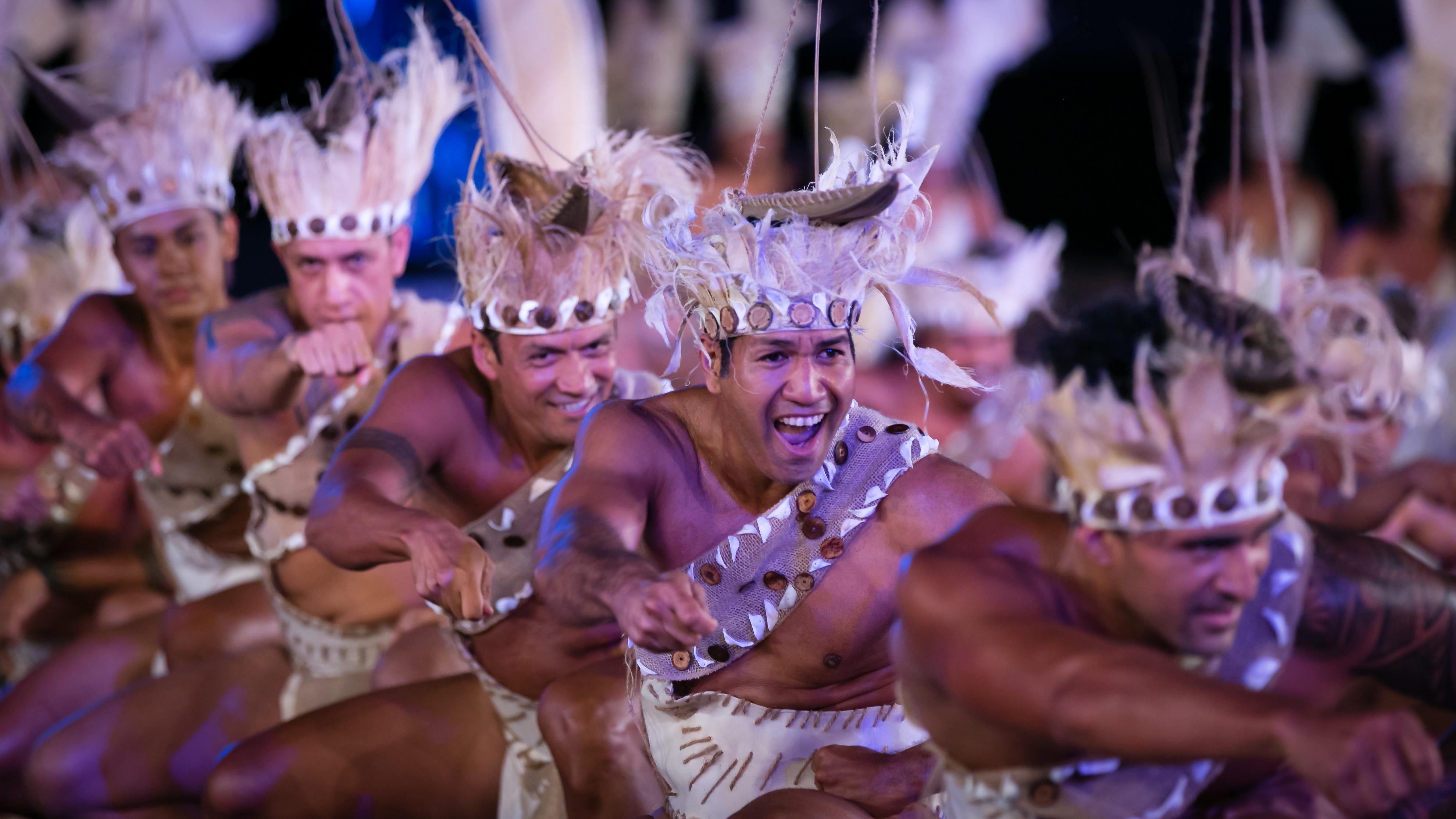 6ème Soirée du Heiva i Tahiti 2016