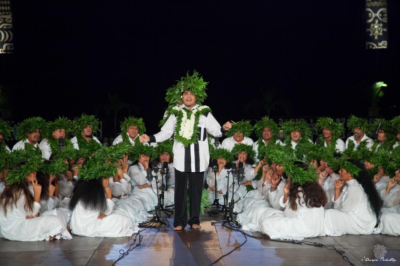 Reo Papara - 1er prix Tarava Tahiti - CP Anapa Production)