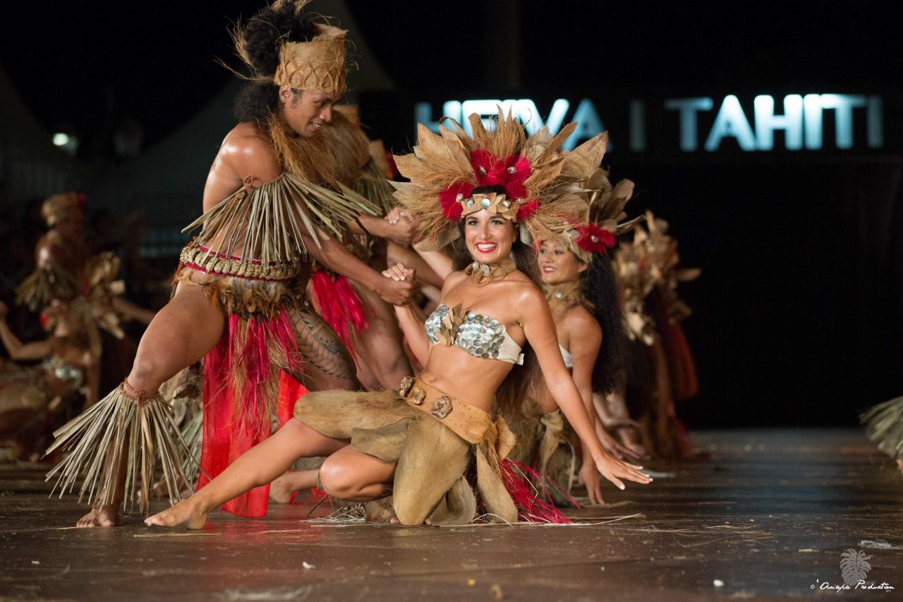 Tamariki Poerani - 1er prix Hura Tau - CP Anapa Production