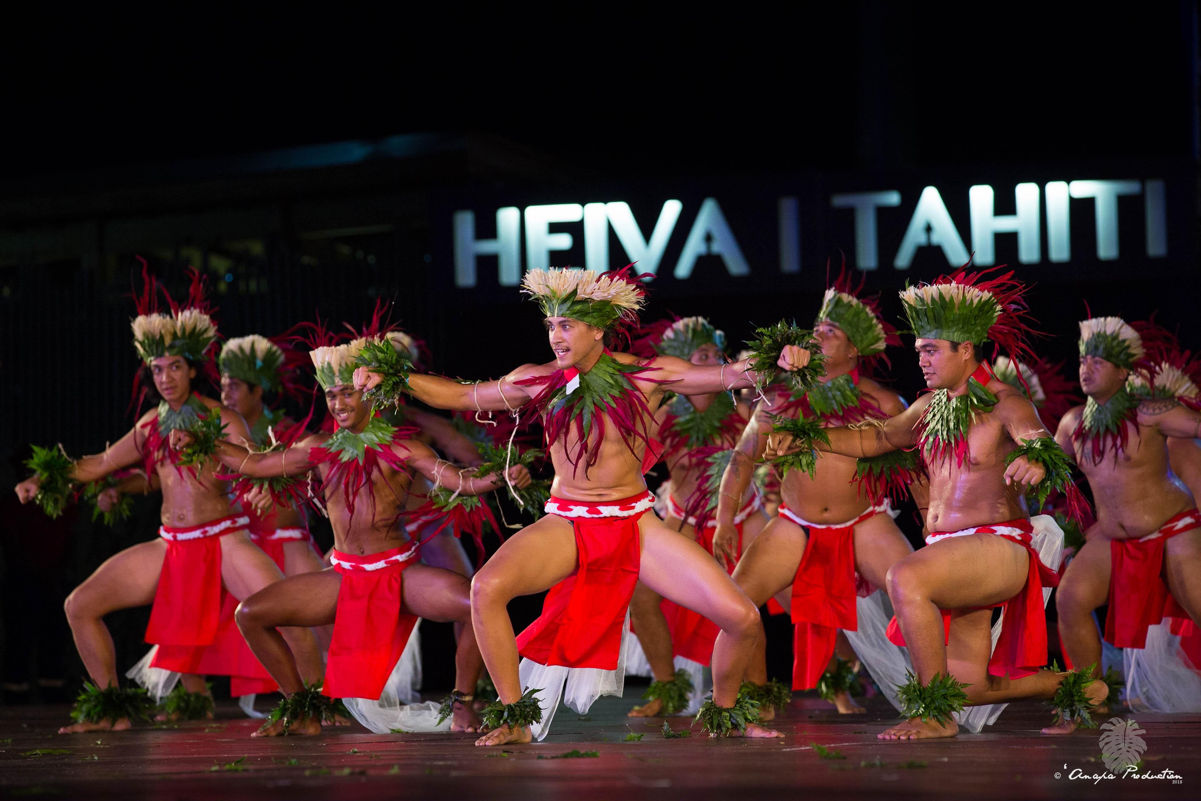 HURA AVA TAU - 2ème Prix – Pupu 'ori Tamari'i Vaira'o - CP Anapa production
