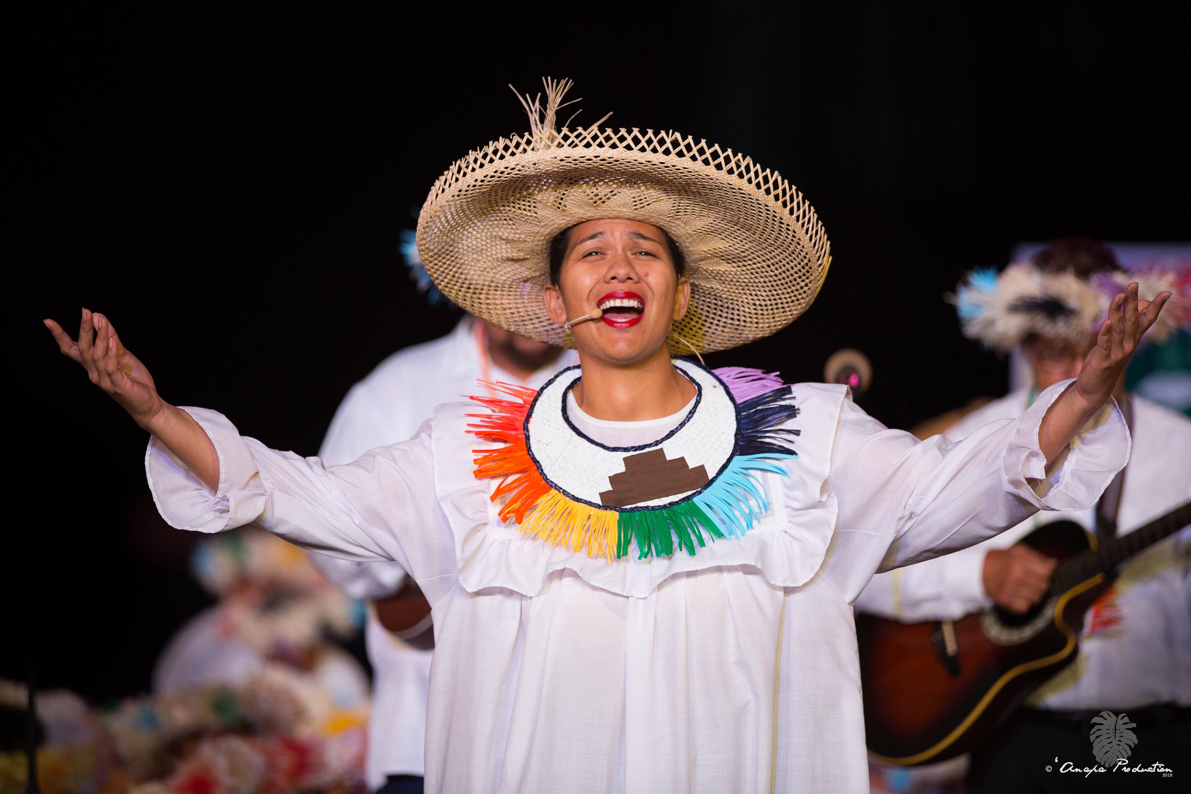 'ŪTĒ 'ĀREAREA 1er Prix – Tamari'i Rapa nō Tahiti - CP Anapa production