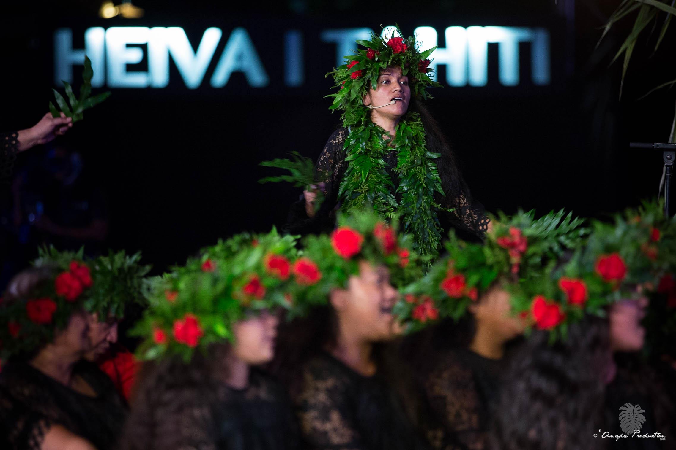 TĀRAVA TAHITI 3ème Prix – Reo Papara - CP Anapa production